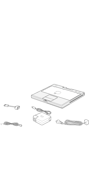 free vector Variety of computer products line drawing vector
