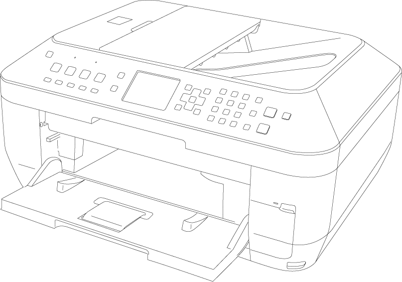Drawing Line Qt : Variety of computer products line drawing vector free