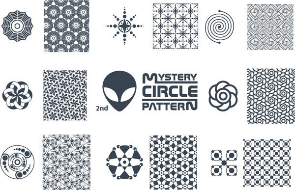 Variety Of Tile Pattern 23060 Free