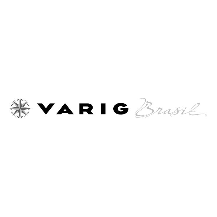 free vector Varig brasil 0