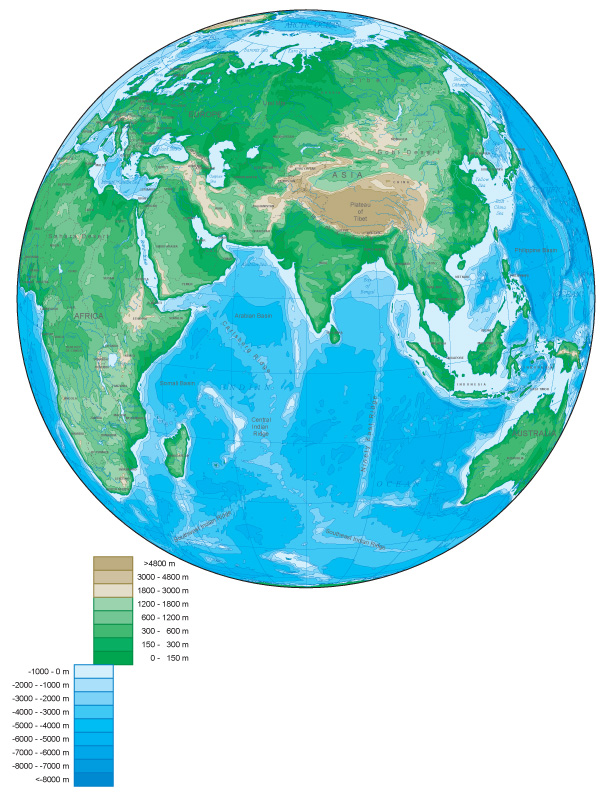 free vector Various angles of the earth vector