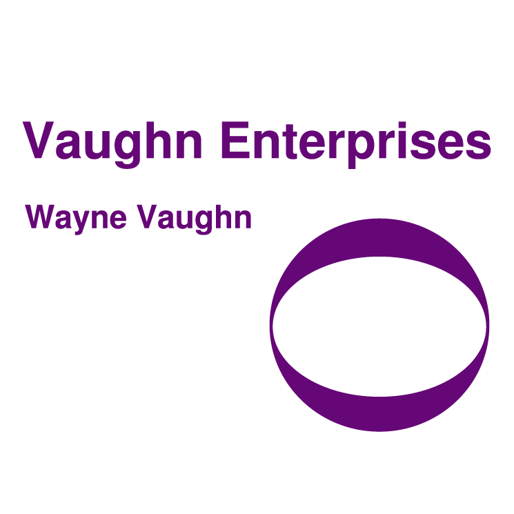free vector Vaughn enterprises