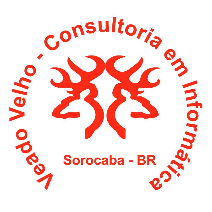 free vector Veado velho consultoria em informatica