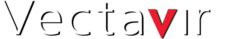 free vector Vectavir logo