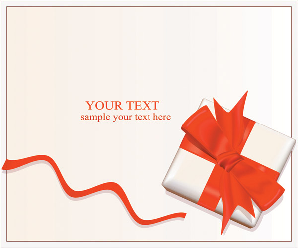 free vector Vector 2 gift gift