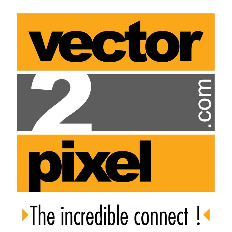 free vector Vector 2 pixel