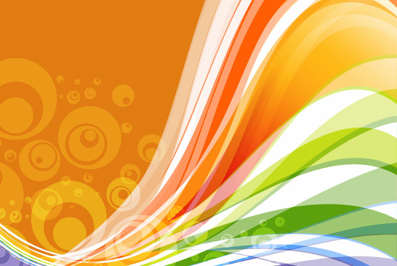 free vector Vector Abstract Wave Background