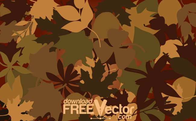 free vector Vector Autumn Background