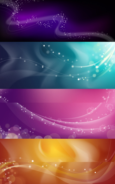 free vector Vector background dream star