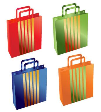 free vector Vector bag