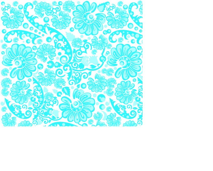 free vector Vector blue background material pattern