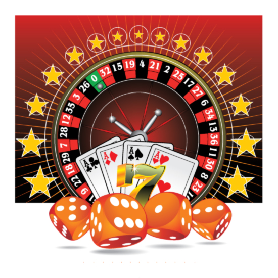 free vector Vector bosons poker material