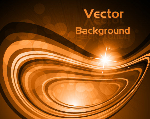 free vector Vector dynamic background 1 glare