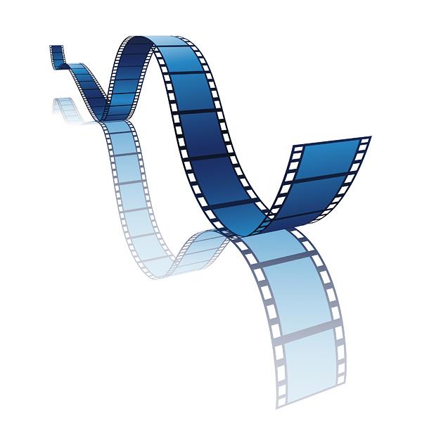 free vector Vector Film Reel