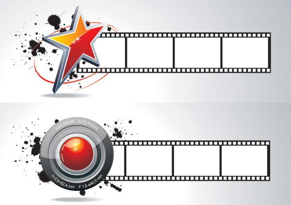 free vector Vector film
