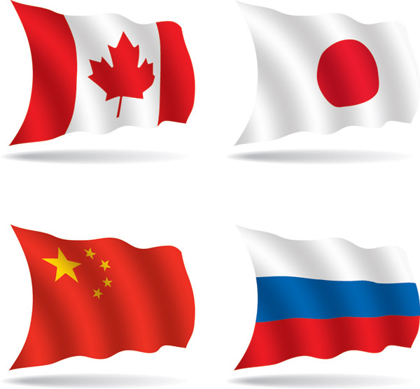 free vector Vector Flags and Countries