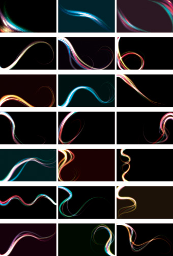 free vector Vector Glare and Light Effects