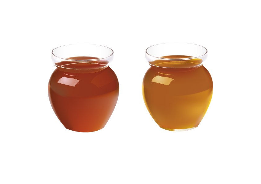 free vector Vector honey original