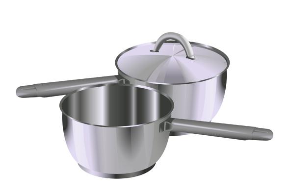free vector Vector Kitchenware