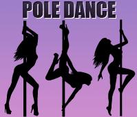 free vector Vector Pole Dance Silhouette
