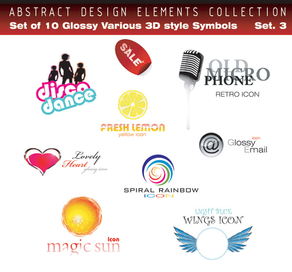 Vector quality logo ideas free vector 4vector for Logo suggestions free
