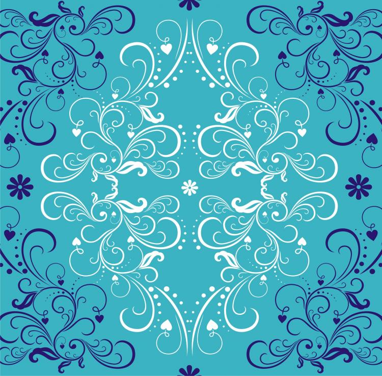 Vector Repeatable Patterns Free Vector / 4Vector