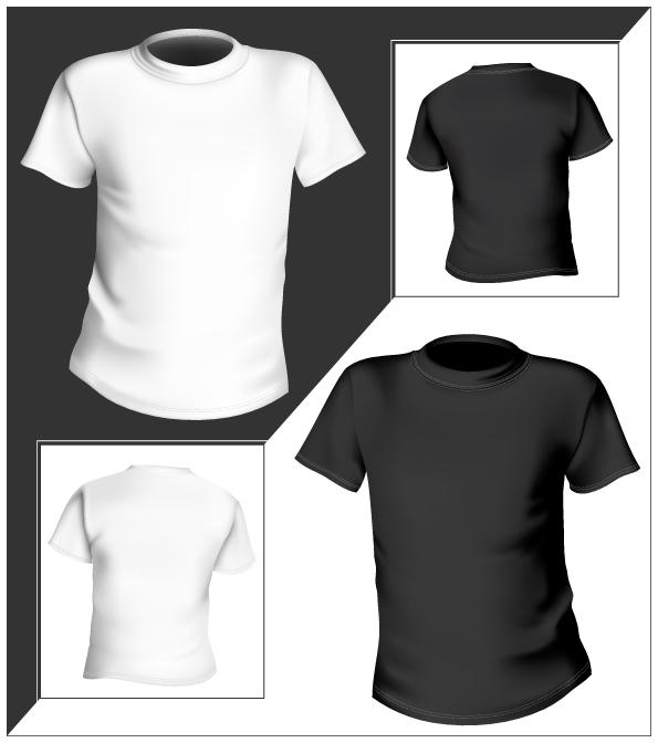 free vector Vector tshirt