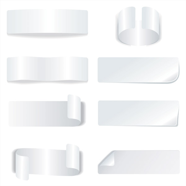 free vector Vector white box u0026amp tape