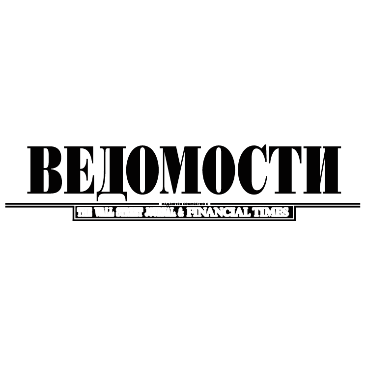 free vector Vedomosti
