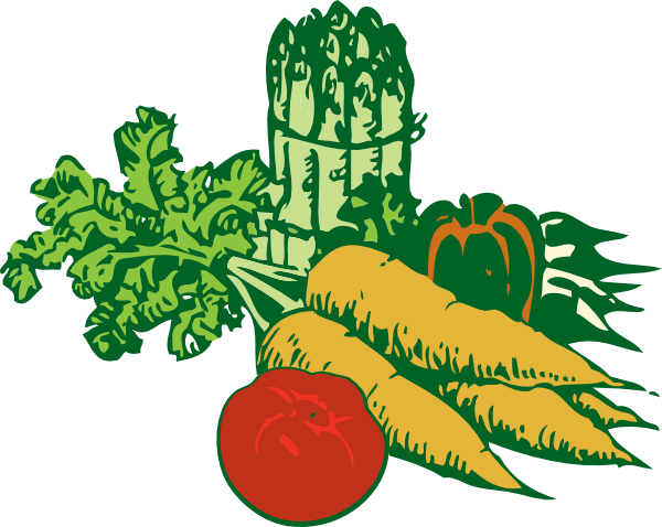 free vector Vegetables clip art