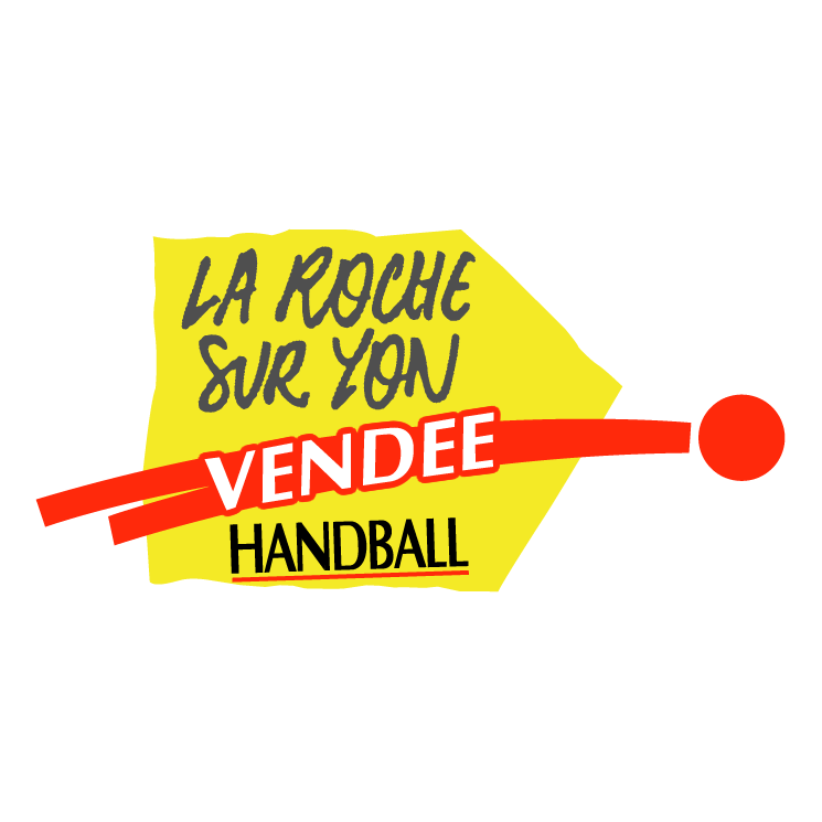 free vector Vendee handball
