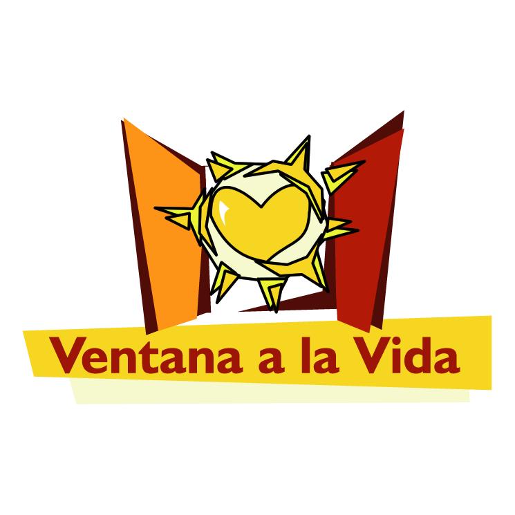 free vector Ventana a la vida