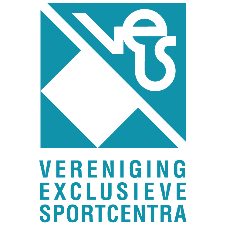 free vector Vereniging exclusieve sportcentra