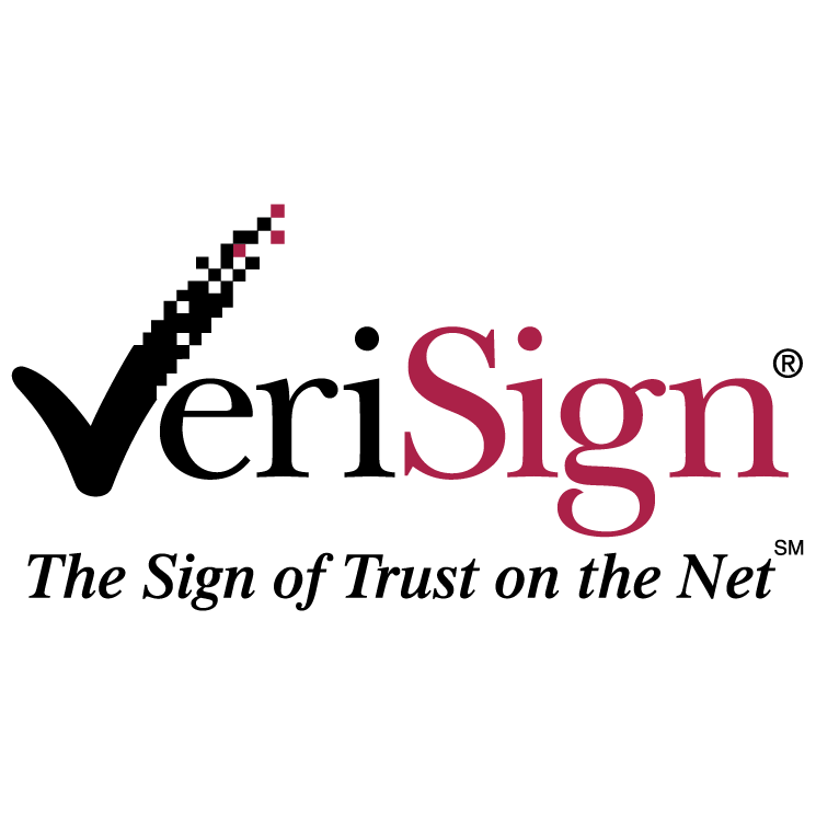 free vector Verisign 0