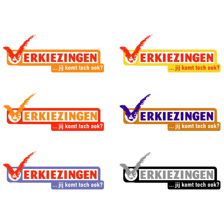 free vector Verkiezingen 2002 0