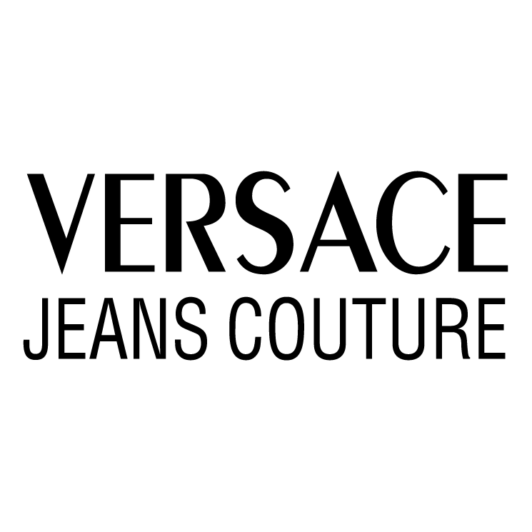 free vector Versace jeans couture
