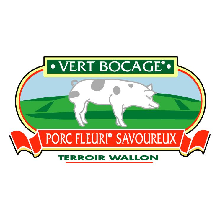 free vector Vert bocage