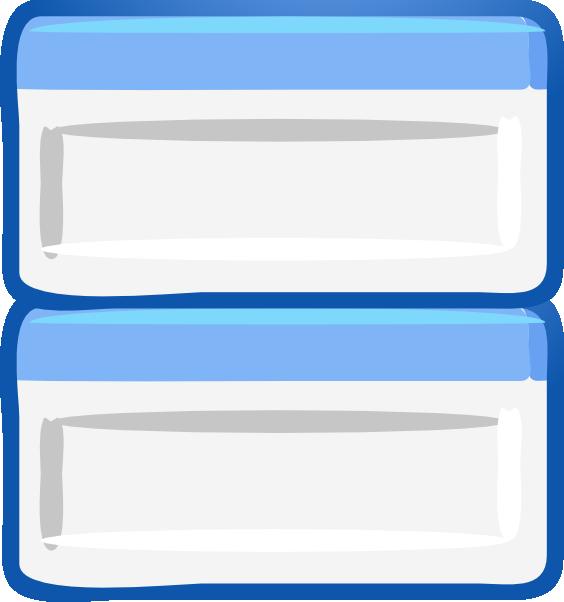 Vertical Dialogs clip art Free Vector / 4Vector