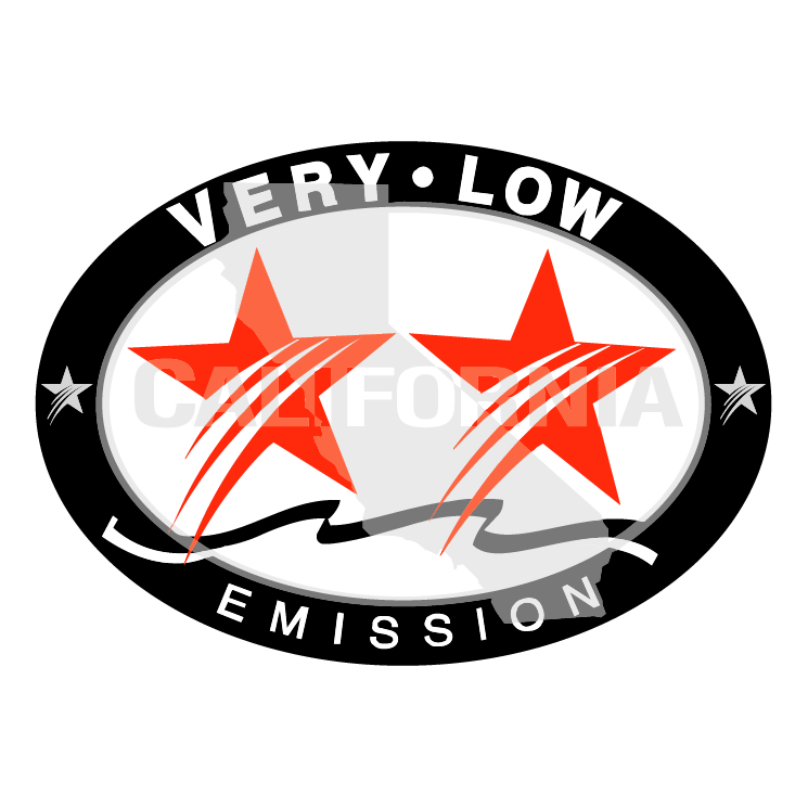 free vector Very low emission
