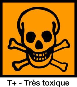 free vector Very Toxic Sign Symbol clip art