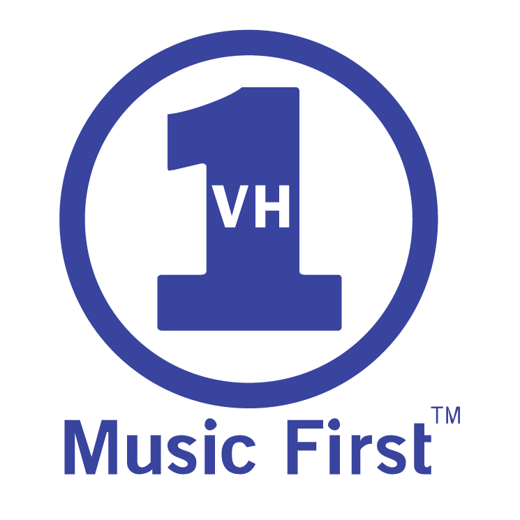 free vector Vh1 music first