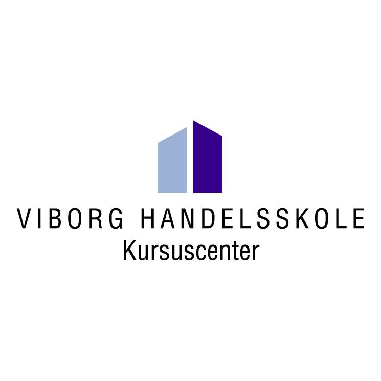 free vector Viborg handelsskoles