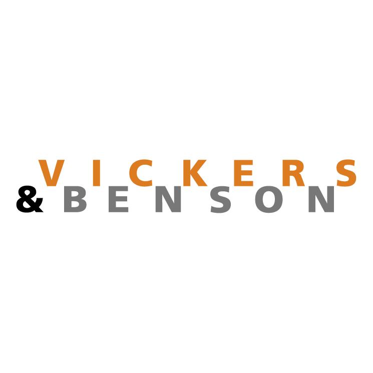 free vector Vickers benson