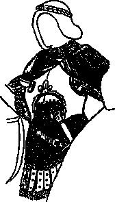 free vector Victor Warrior Person clip art