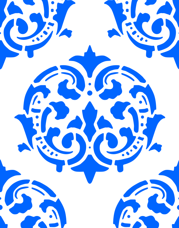 free vector Victorian Background Ornament