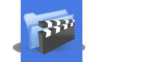 free vector Video Multimedia Icon clip art