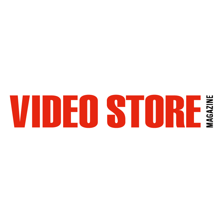 free vector Video store
