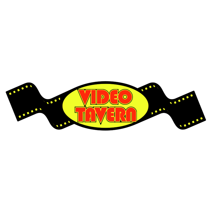free vector Video tavern
