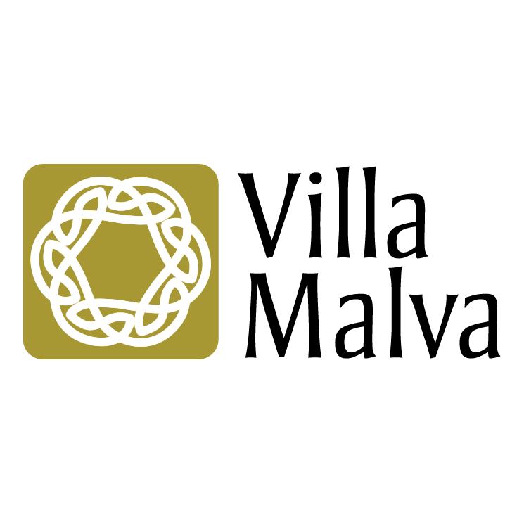 free vector Villa malva