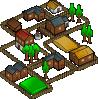 free vector Village clip art